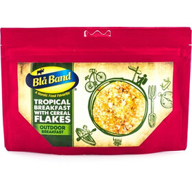 Bla Band Outdoor Breakfast Tropica Breakfast with Cereal Flakes